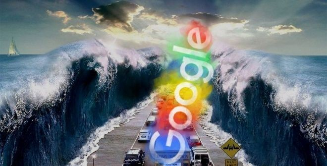 Изменения выдачи и трафика в Google