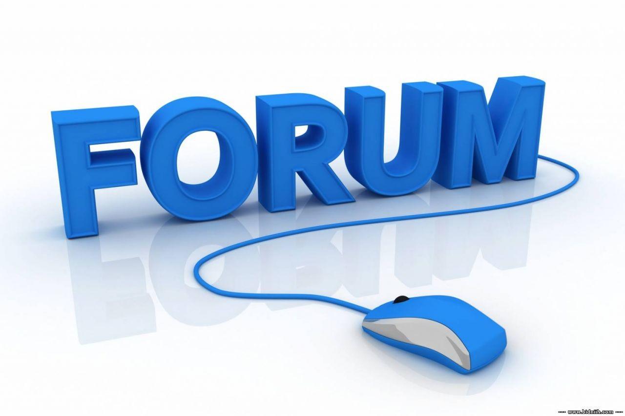 Как развивать общение на форуме