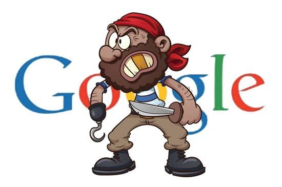 Фильтр Pirate от Google