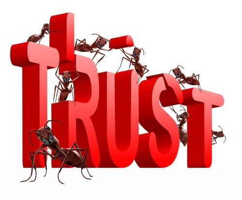 Увеличение показателя TrustRank