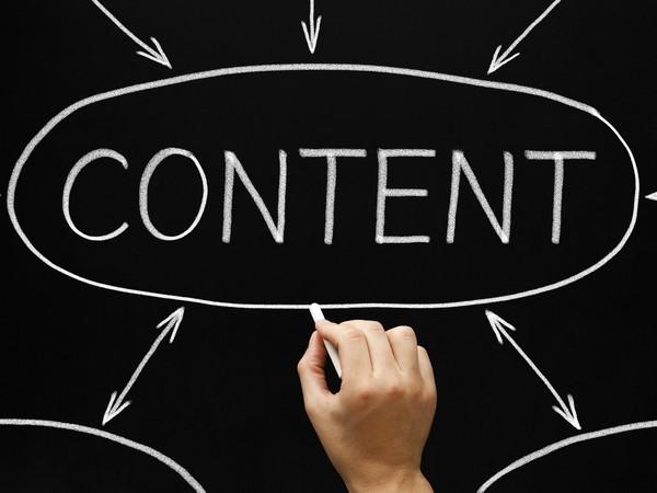 Где взять контент