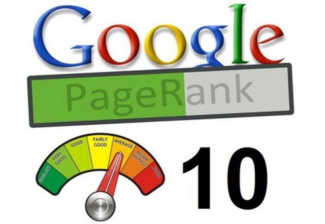 Обновление Google PageRank