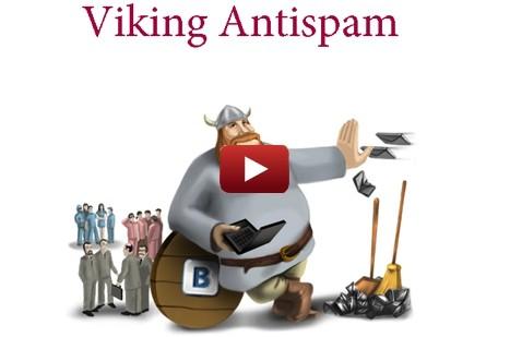 """Программа для блокировки спама Вконтакте """"ViKing Antispam"""""""