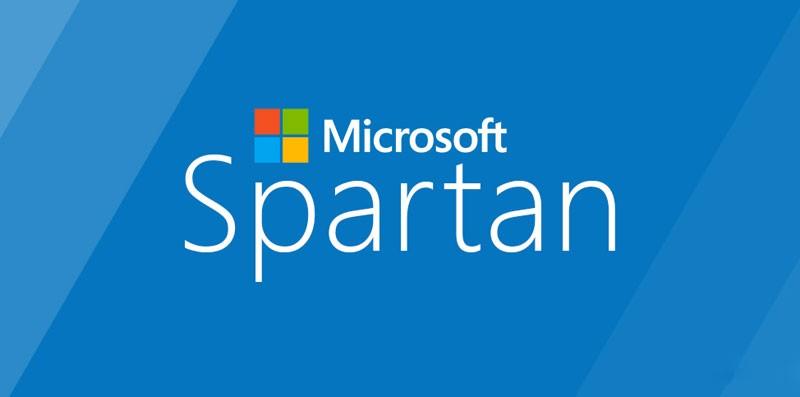 Spartan-новый браузер