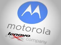 Lenovo приобрела Motorola Mobility