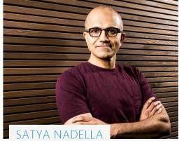 Корпорацию Microsoft возглавит Сатья Наделла